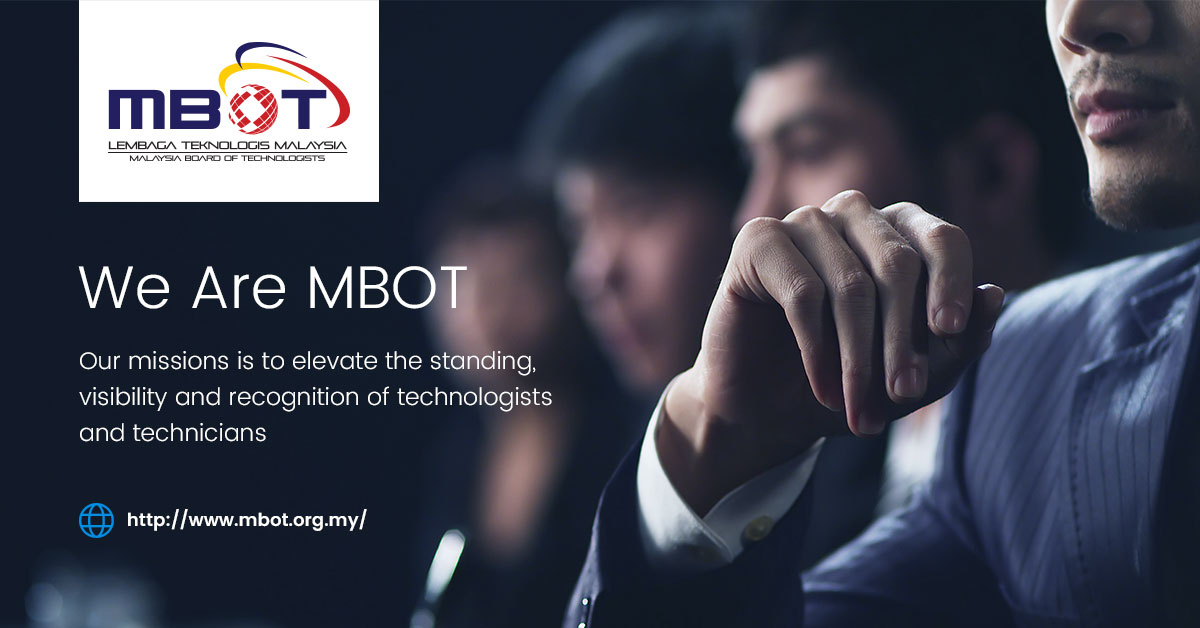 MBOT - Malaysia Board Of Technologists - Home